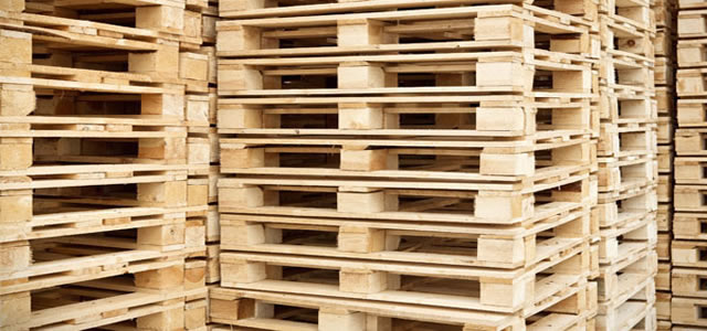 Telford Shropshire Pallet Recycling Used Wooden Pallets